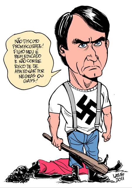 Resultado de imagem para A Carta do Movimento Negro para os que bateram palmas para Jair Bolsonaro